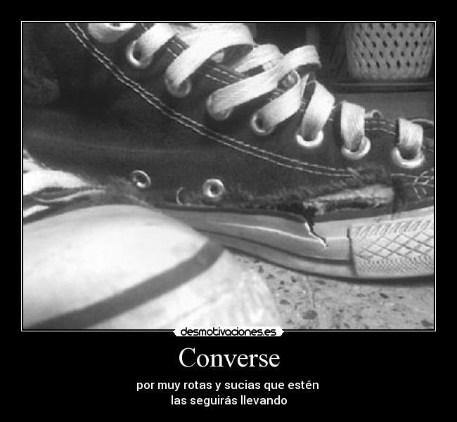 converse imitacion