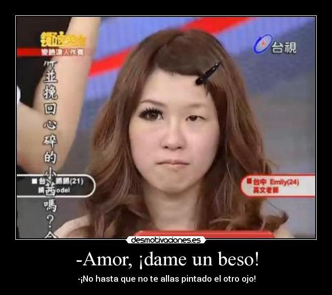 japonés Beso