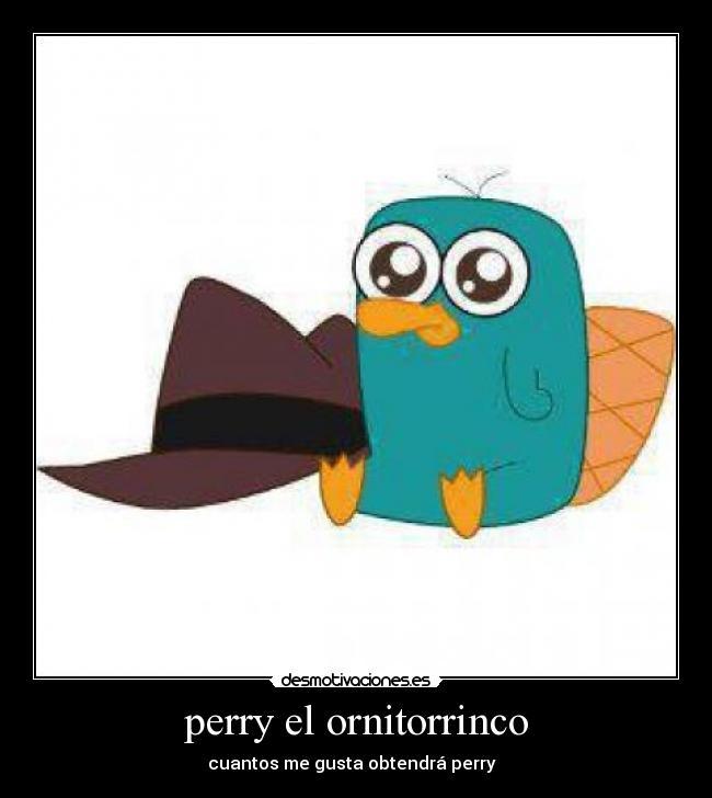 Perry el Ornitorrinco - Wikipedia, la enciclopedia libre