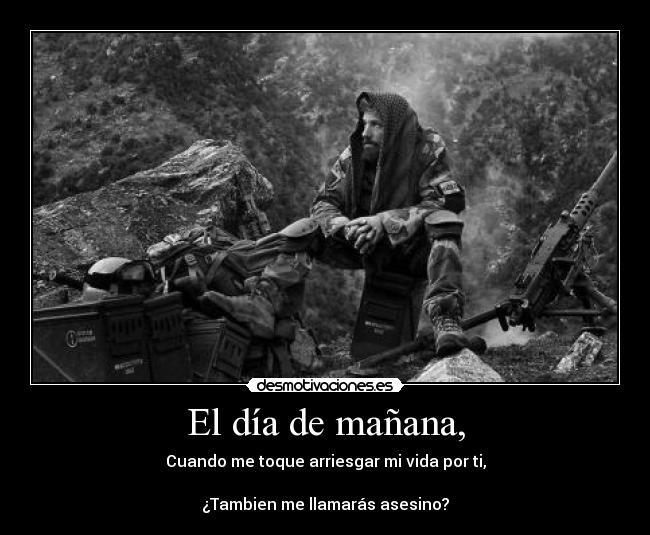 Frases De Amor Militar: Imágenes Y Carteles De MILITARES Pag. 6