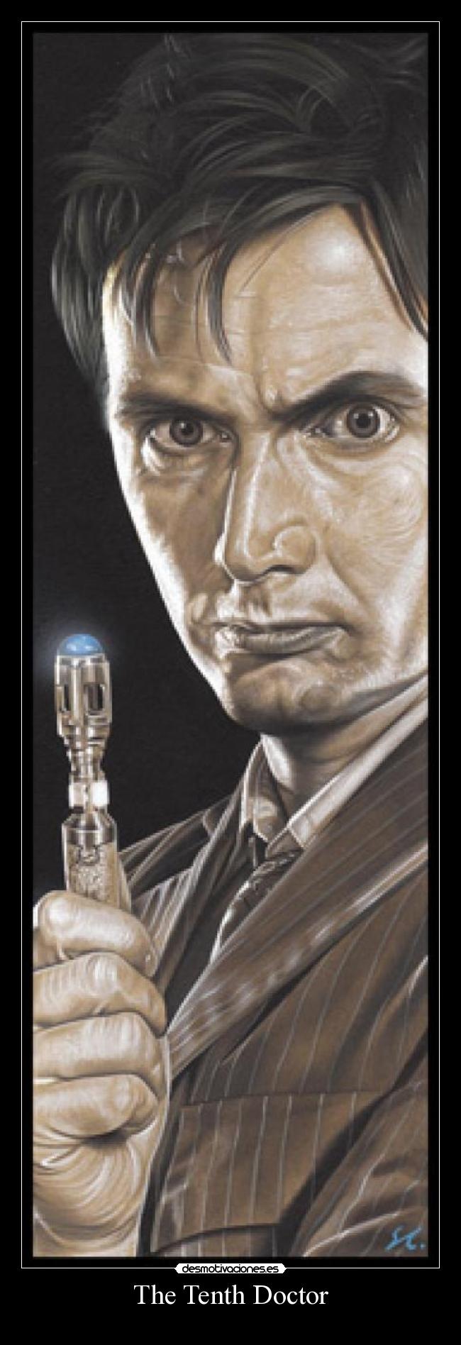 The Tenth Doctor -