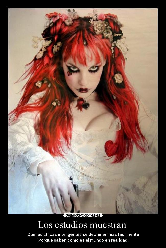 carteles emilie autumn she speaks the third person she can forget that shes me desmotivaciones