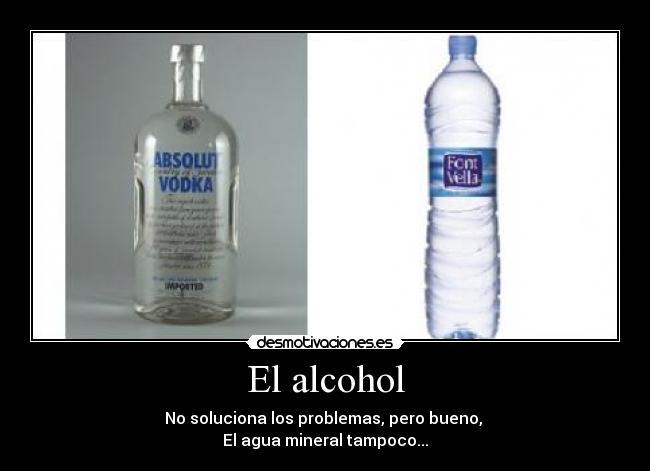 El Alcohol Desmotivaciones