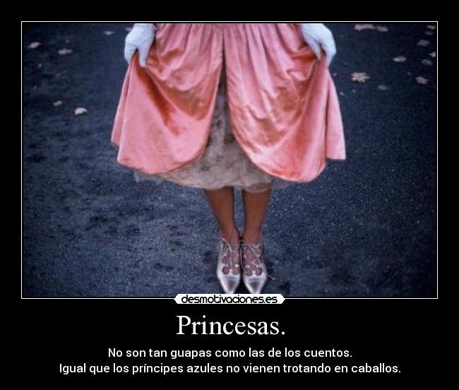 carteles disney cuentos princesas principes desmotivaciones