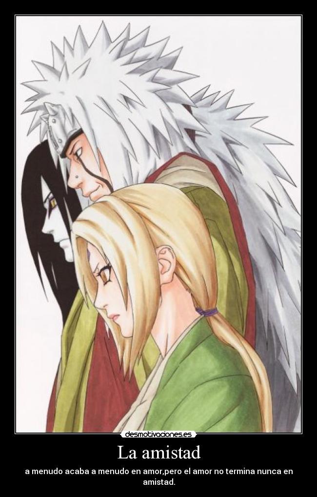 Jiraiya (Naruto) motiva y desmotiva como ningún otro