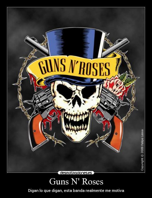 Guns N' Roses - 44 Caliber