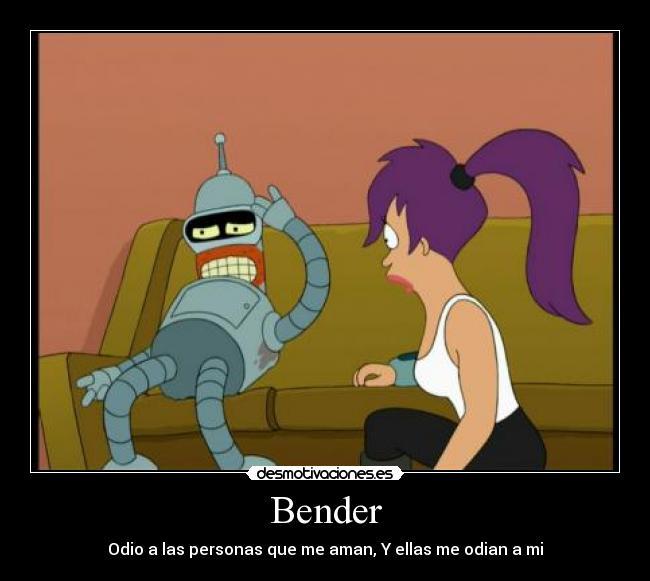 Bender futurama quotes