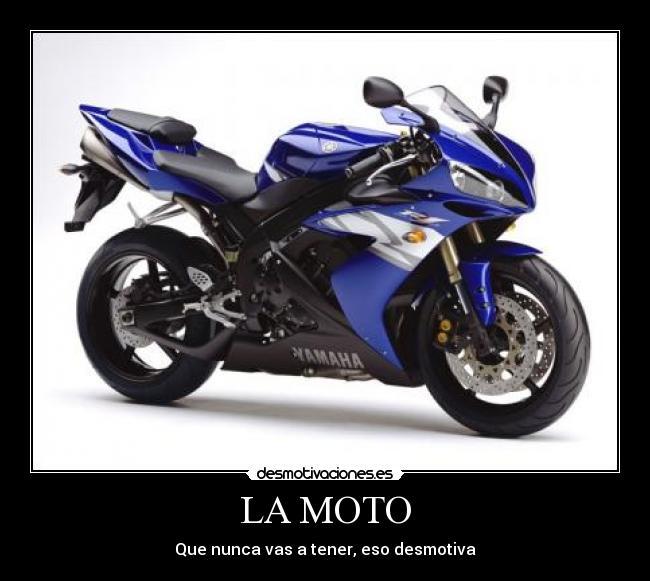 La Moto Desmotivaciones