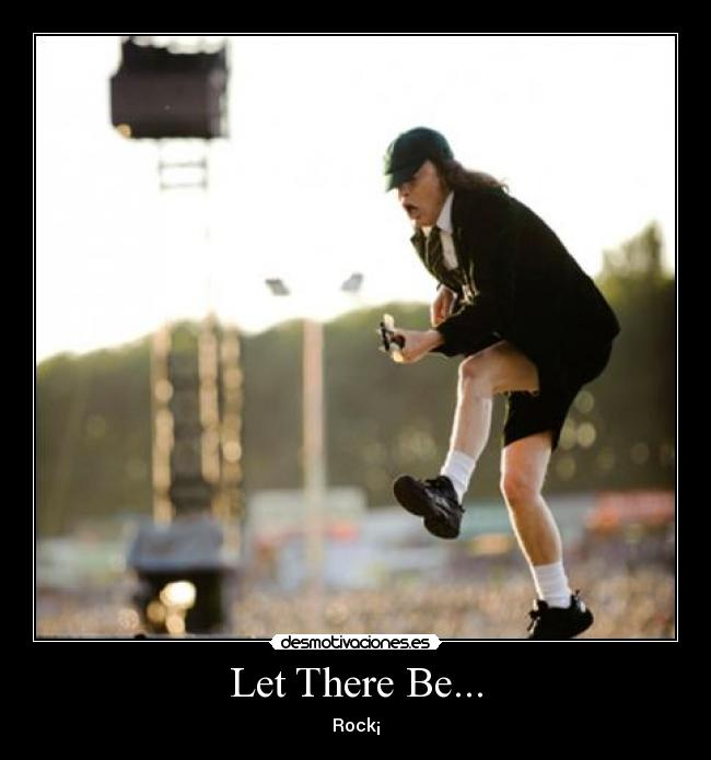 Let There Be... - Rock¡