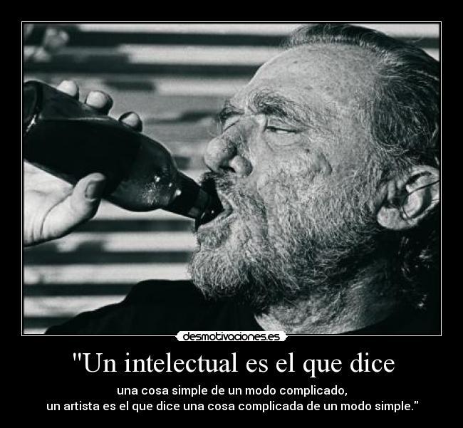 Frases e ideas de Charles Bukowski - Taringa!
