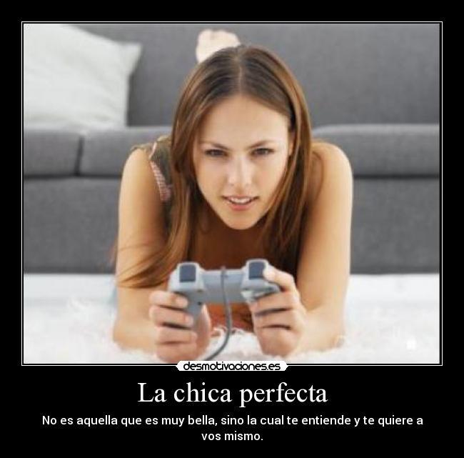 esposas chica perfecta