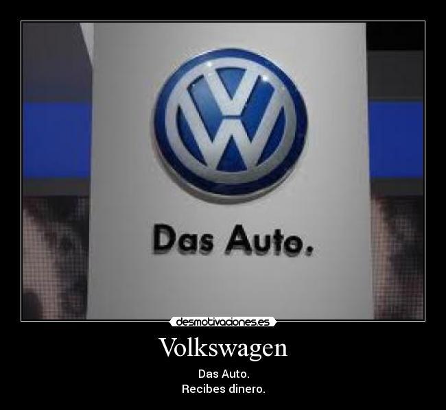 Volkswagen Desmotivaciones