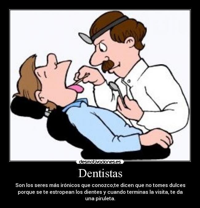 Dentistas Desmotivaciones