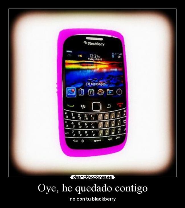 carteles blackberry desmotivaciones