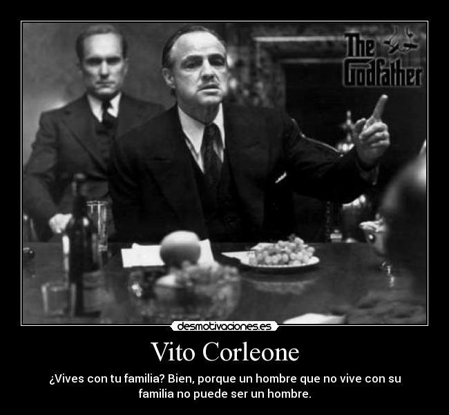 Imágenes Y Carteles De Corleone Pag 4 Desmotivaciones