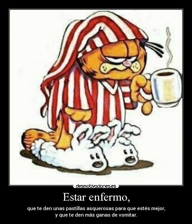 Carteles Y Desmotivaciones De Garfield__