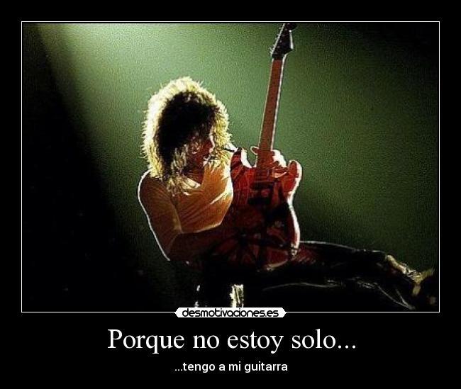 carteles soledad guitarra solo porque estoy forever alone