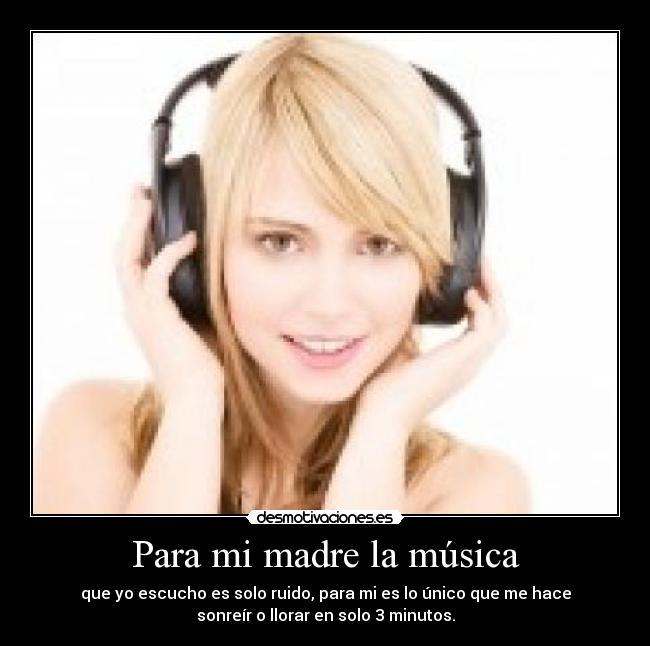 musica la madre: