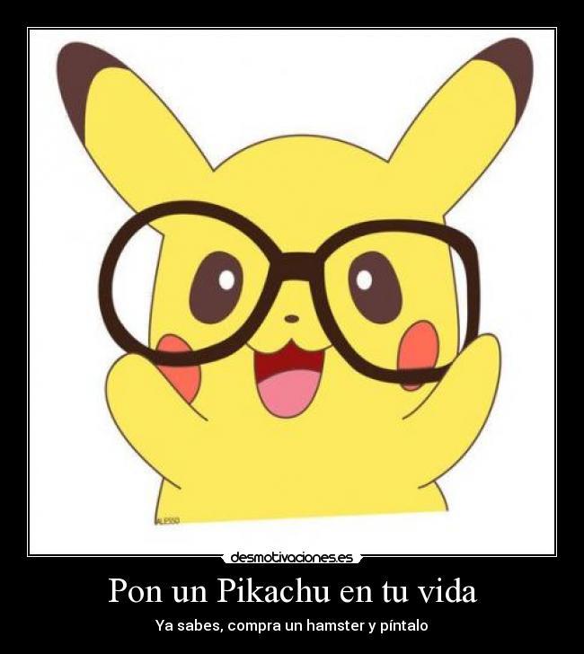 Imagenes de pikachu enamorado con frases - Imagui
