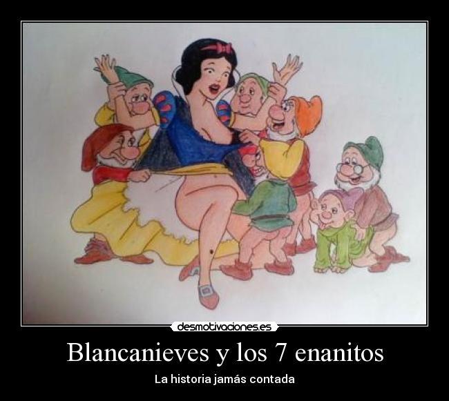 Blancanieves y los 7 enanitos desmotivaciones - Casa de blancanieves y los 7 enanitos simba ...
