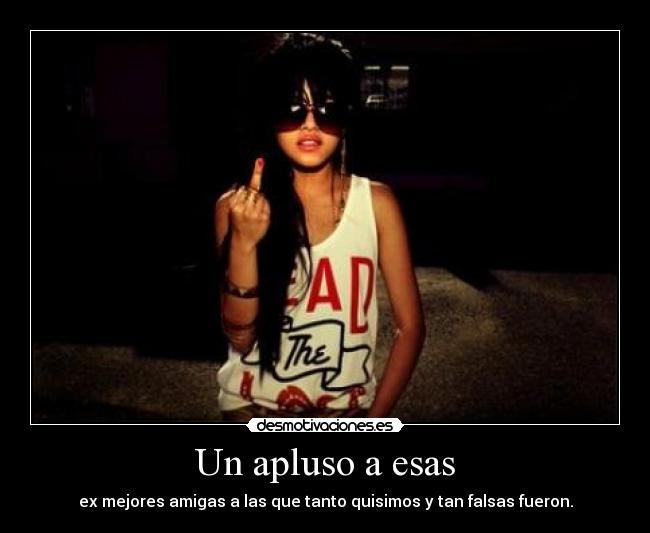 Frases para amigas falsas - Literato.es