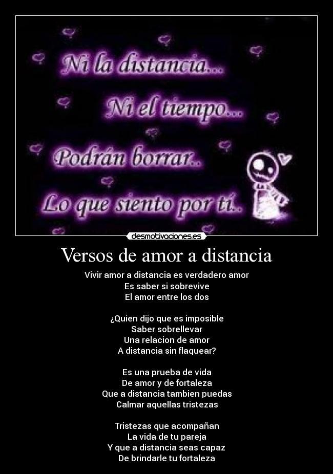 carteles amor distancia amor foto corazon muerte rosa morado letras versus lejos distancia dolor desmotivaciones