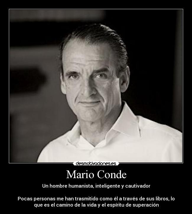 Mario Conde Desmotivaciones
