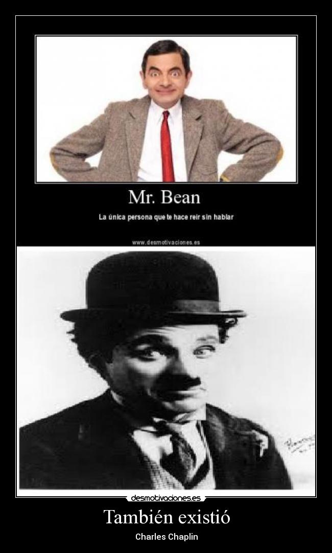 charlie chaplin and mr bean essay Get help writing your essays speeches and research papers on brightkitecom comparison between charlie chaplin's the kid and rowan atkinson's mr bean.