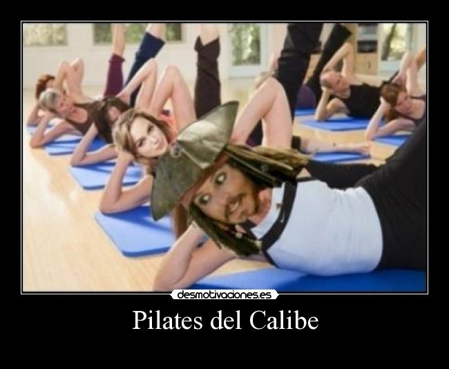 Pilates del Calibe -