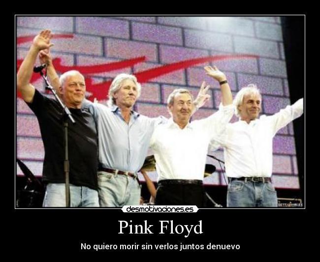 Pink Floyd motiva y desmotiva [Megapost] + Conciertos