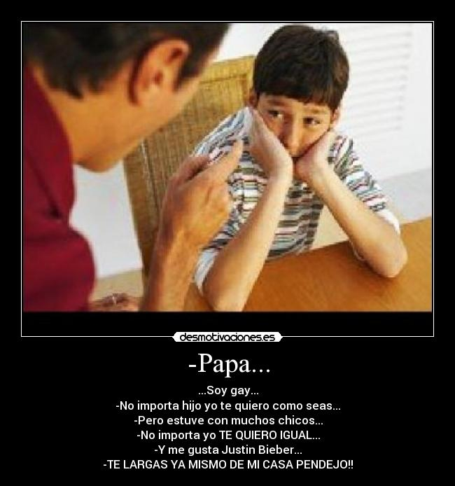 Papa Soy Gay Y Yo Arquitecto