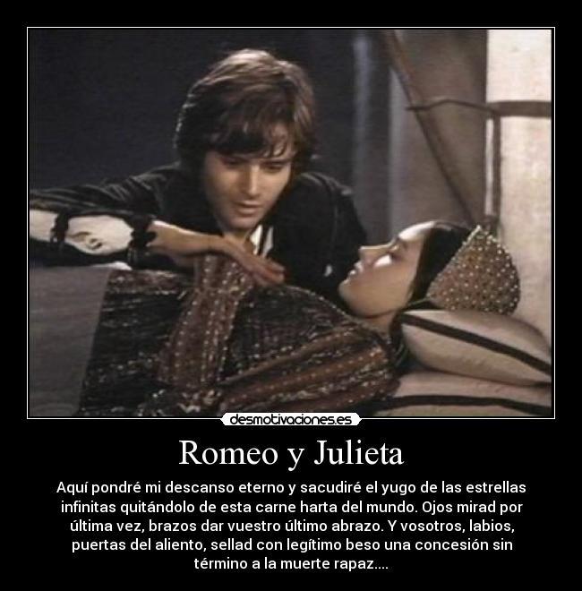 Romeo Y Julieta Desmotivaciones
