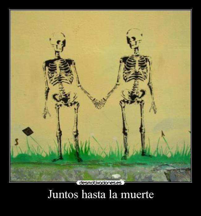muerte juntos: