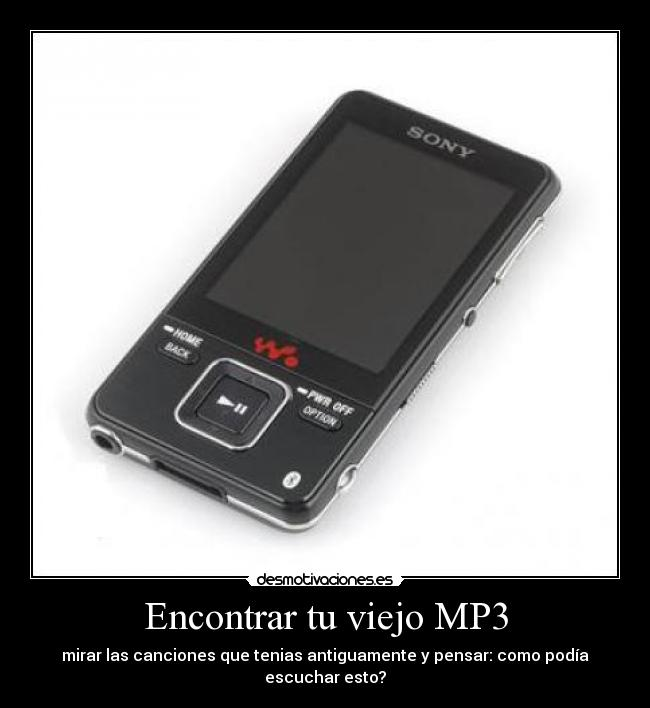 carteles desmofamily mp3 cancionesescucharestoantiguamentemirar desmotivaciones