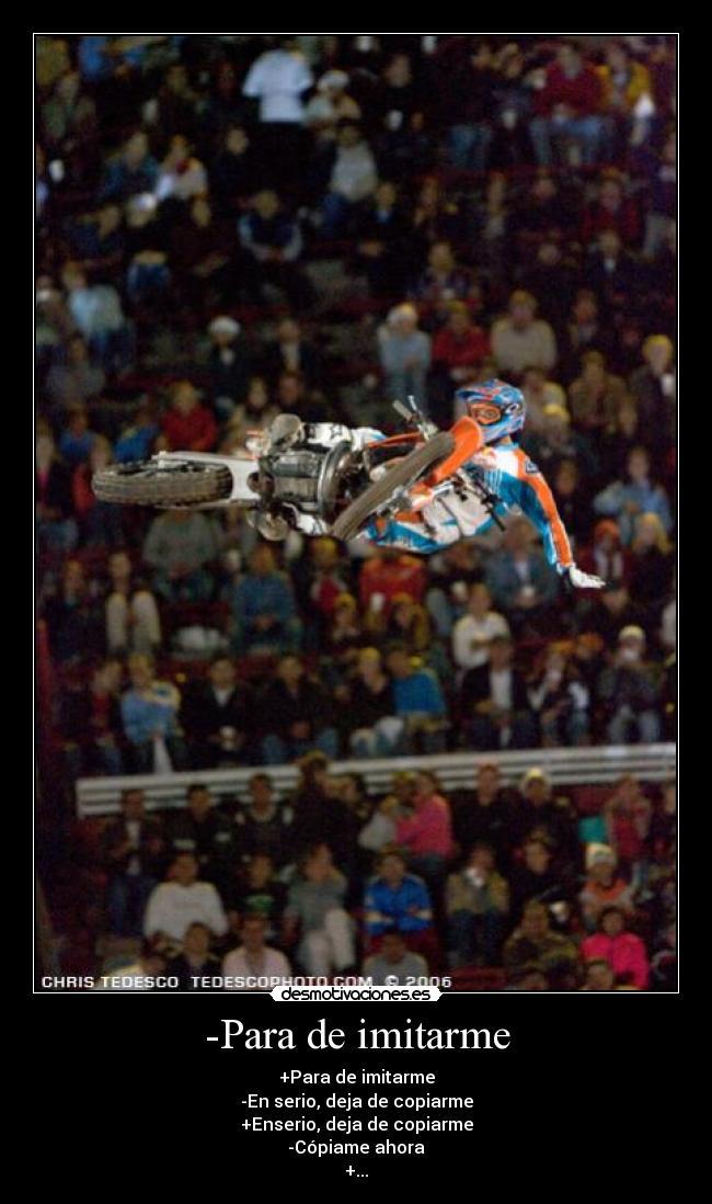 carteles motocross rbxf desmotivaciones