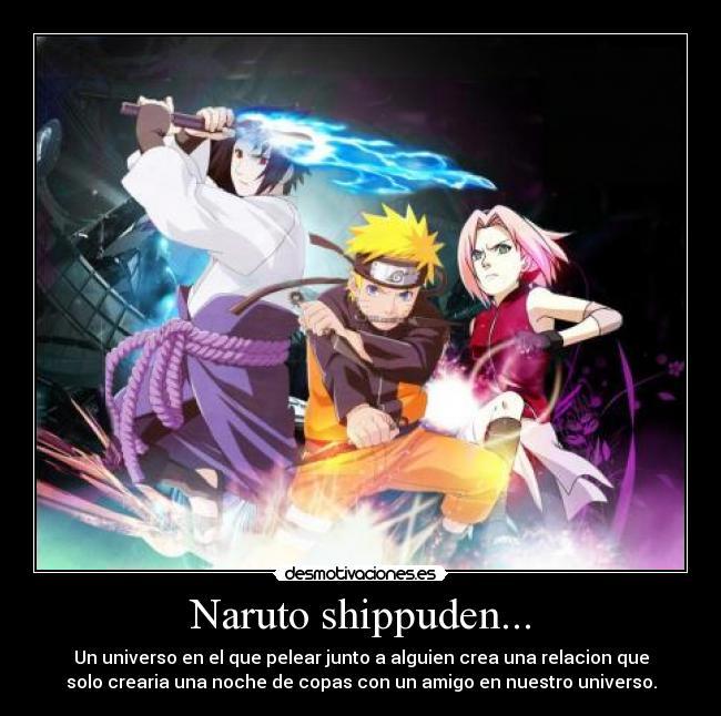 Desmotivaciones D3 Naruto Shippuden