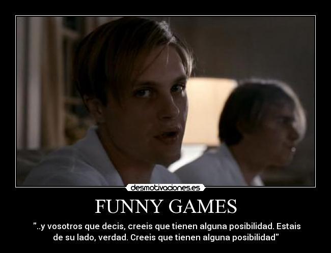 funny games de