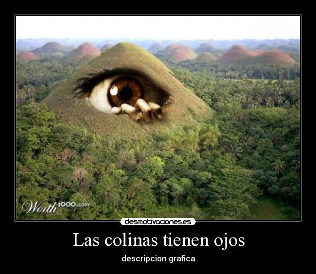 Las colinas tienen ojos escenas de sexo