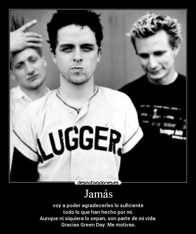 carteles green day motiva religion desmotivaciones