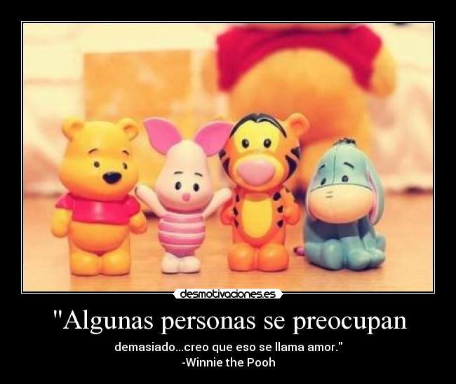 Frases De Amor Winnie The Pooh Imagui