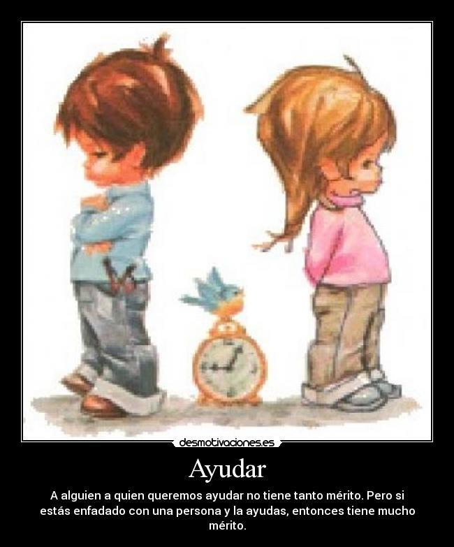 Ayudar Frases | www.imgkid.com - The Image Kid Has It!