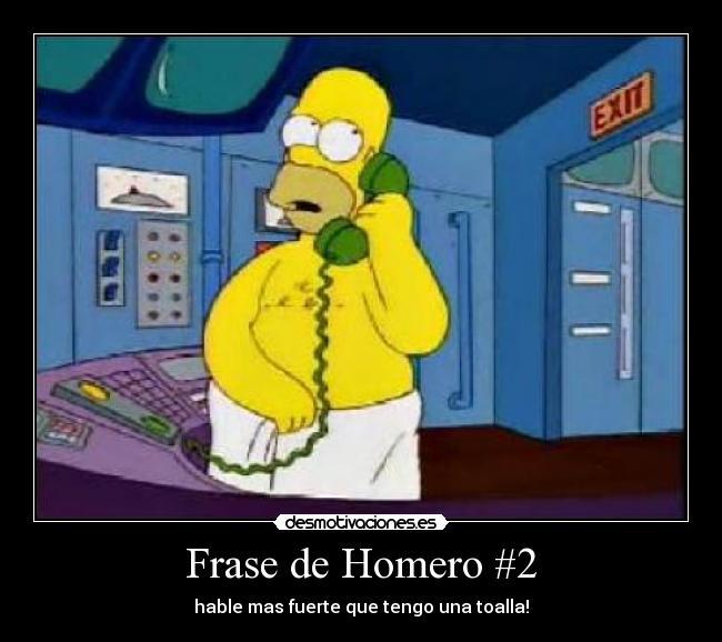 vida homero: