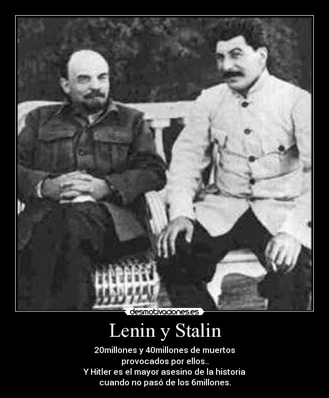 lenin and stalin relationship with hitler