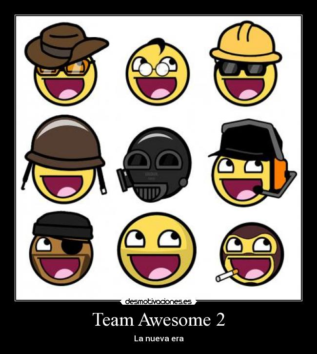 Team Awesome 2 - La nueva era