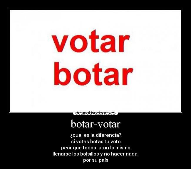 Botar Votar
