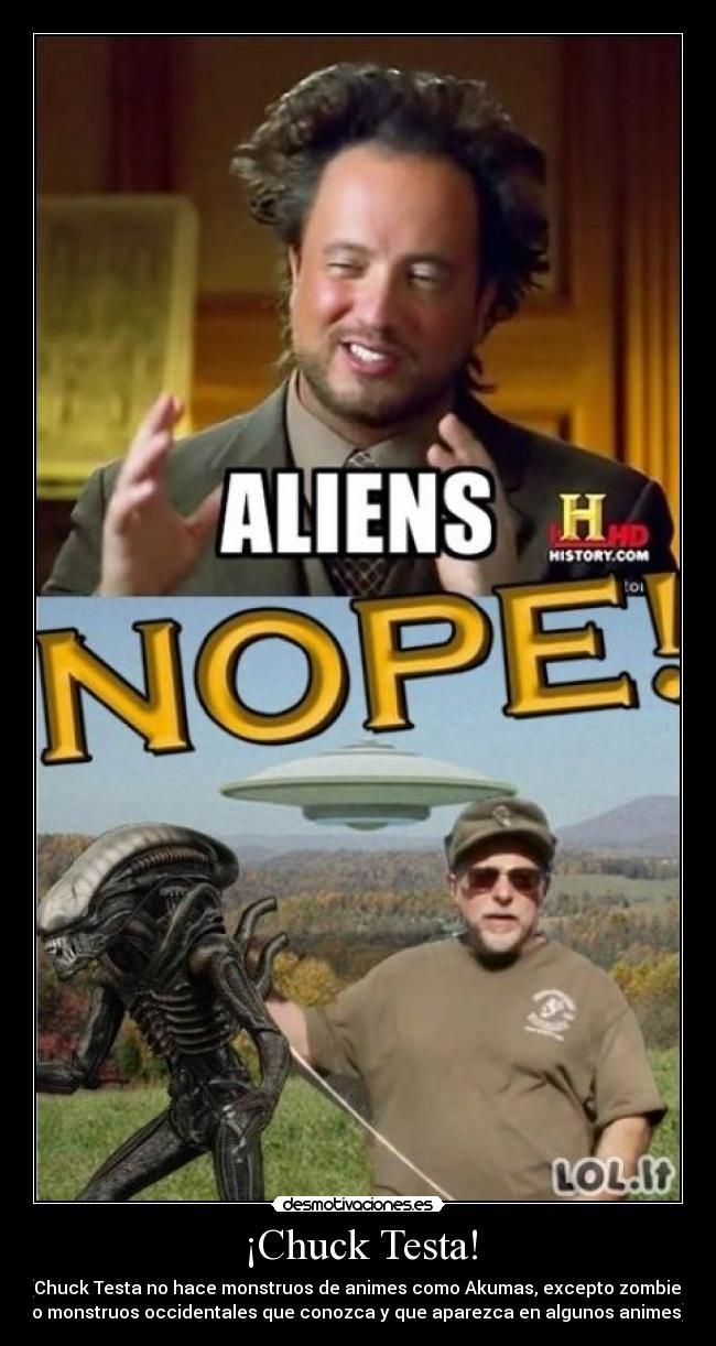El Loco de los Aliens