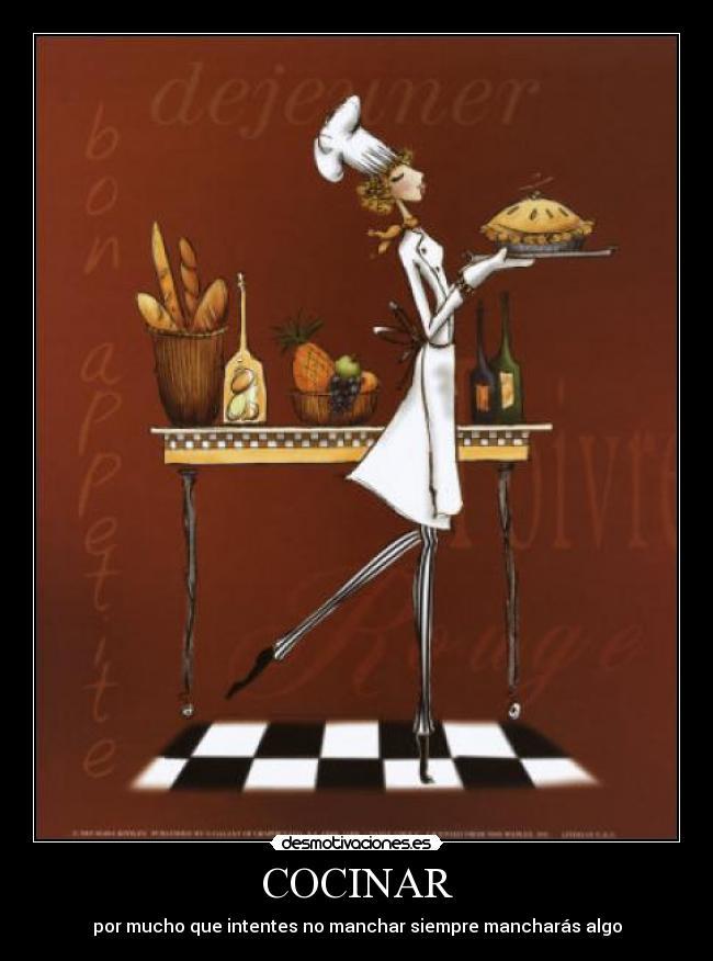 Im genes y carteles de cocina pag 62 desmotivaciones - Carteles de cocina ...