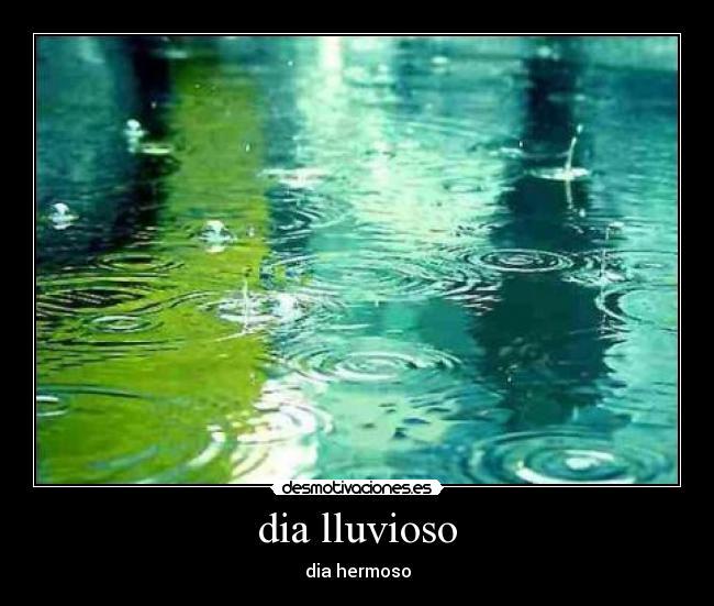 stupid/dia lluvioso