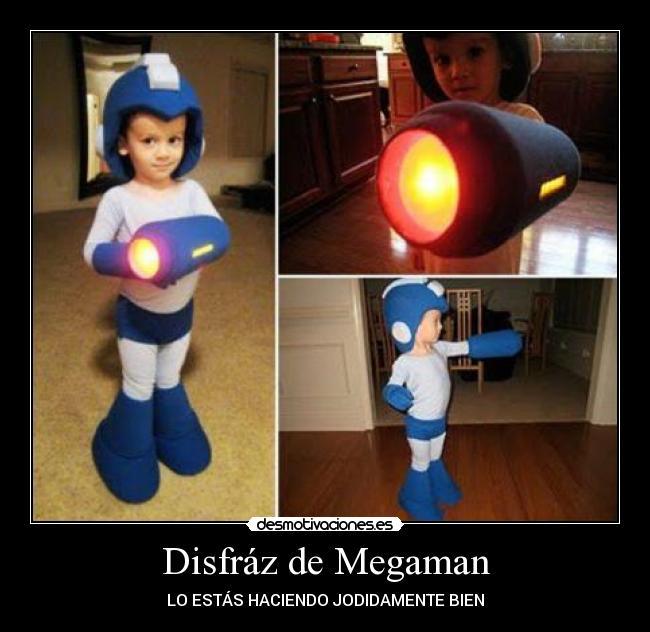 disfraces de megaman x