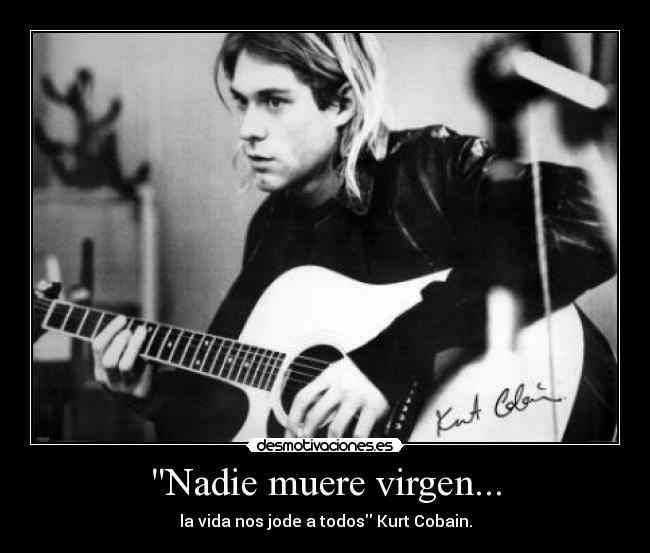 18 años sin Kurt Cobain - Info - Taringa!